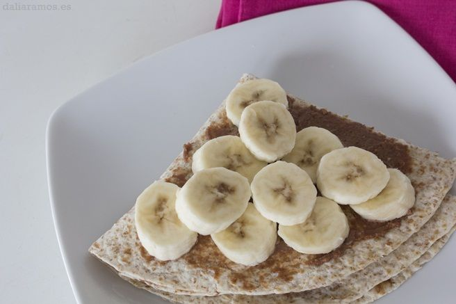 Crepes fitness